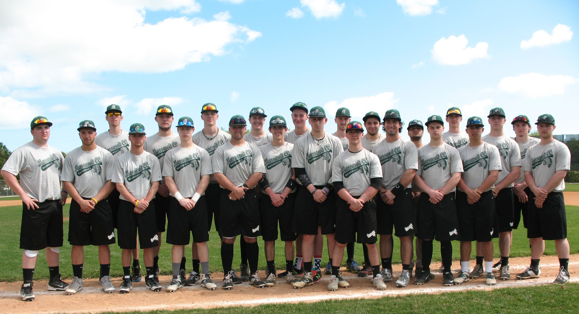 Massasoit CC Warrior Baseball